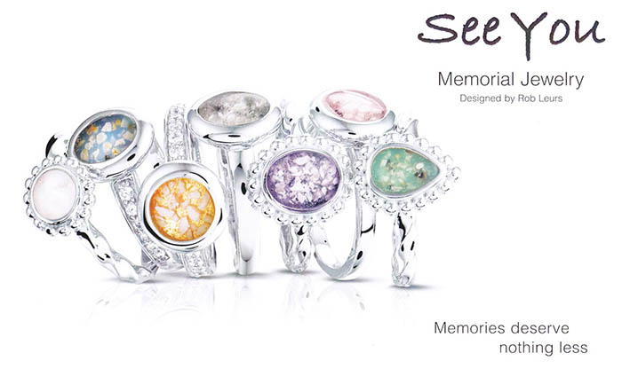 See You Memorial Jewelry - Sharon Wood